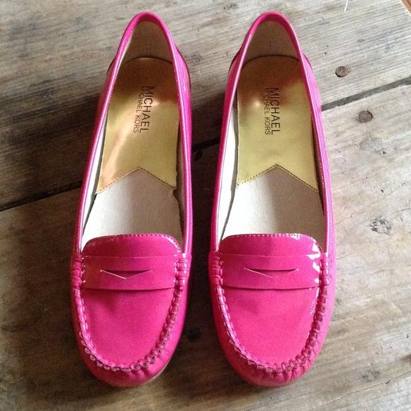 e9f6ca550f8 HP1.5 MK  Winsor  Loafer Hot Pink Patent