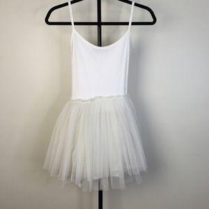 Dresses & Skirts - Total Carrie Bradshaw Tutu mini Dress White