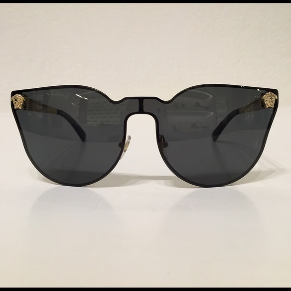 ccdebd5eea VERSACE CAT EYES JJ SUNGLASSES