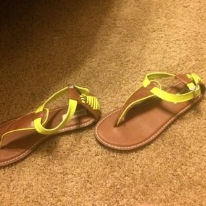 Aeropostale Shoes - aero sandals