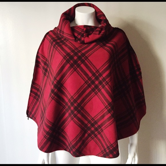 56% off Nordstrom Sweaters - SALE! Reversible Red & Black (Plaid ...