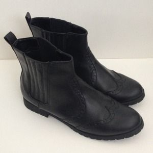 H&M Boots - Black H&M ankle boots