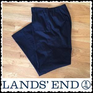 Lands' End Khakis
