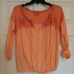 Free People detailed top