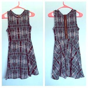 Vans Tie-Dye Skater Dress