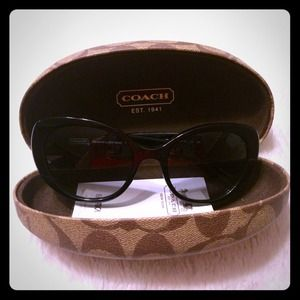 Coach Alexa Sunglasses NWT