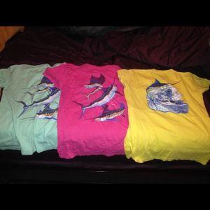 Guy Harvey Tops - 😽SOLD😽Guy Harvey tshirts