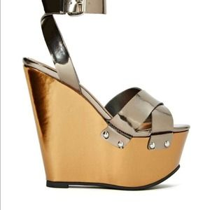 Shoe Cult Bond Wedge#66#