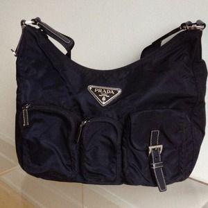 Prada crossbody / shoulder bag