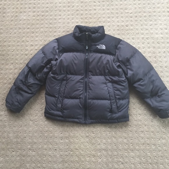 6be8a19ab North Face Kids Nuptse boys puffer jacket XS