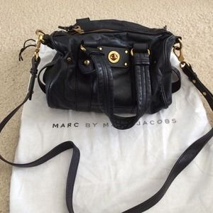 Marc by Marc Jacobs turnlock small satchel