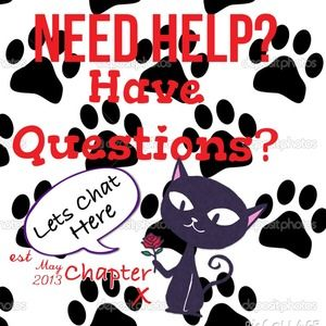 Le Chat Noir Chat Room Chapter X - FREE HELP