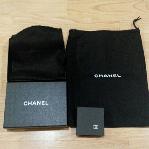 477454f91560 CHANEL Other - (Updated) Chanel wallet box +dust cloth+ shoe bag