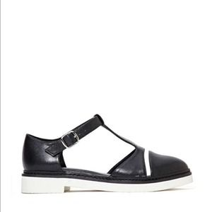 #111# shoe cult blk sandals