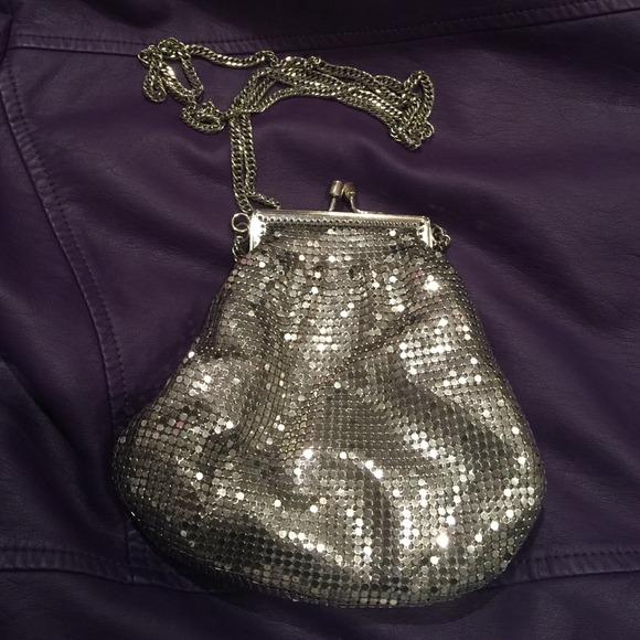 b65f85f0f8 ... vintage metal mesh bag. M 545c227ac1d1c35c4d130976