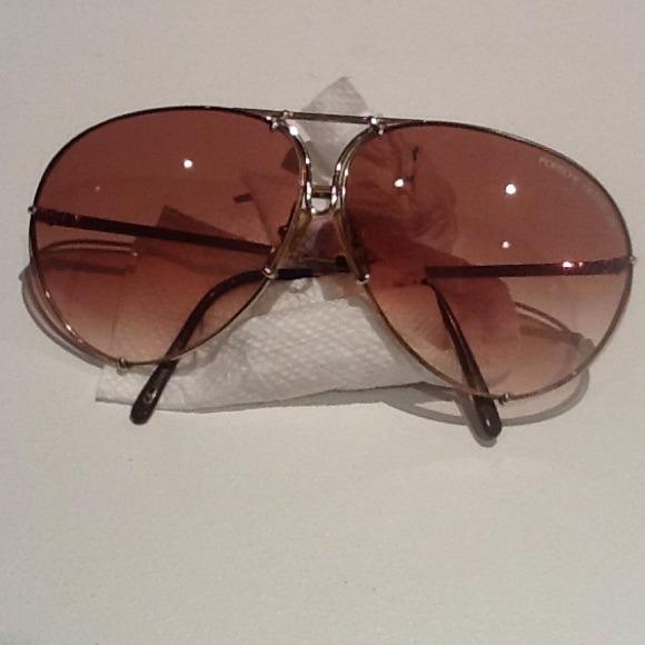 2dae809d16de6 ... vintage Porsche Carrera Sunglasses. M 545c28c272cb8c230313392e