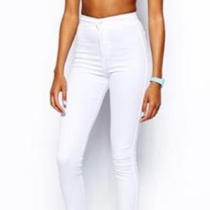 74% off American Apparel Pants - Easy jeans in White from O's ...