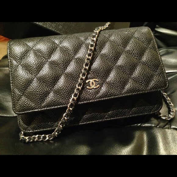 CHANEL - Authentic Chanel WOC Classic Quilted- NEW from Jenny's ... : chanel woc classic quilted bag - Adamdwight.com