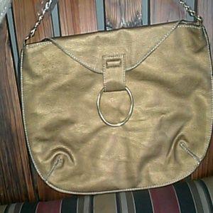 MARK by Avon Handbags - NWT Shimmering Gold purse 2 LEFT