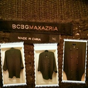 Jackets & Blazers - Olive green wool jacket