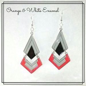 Jewelry - Geometric Dangle Earrings