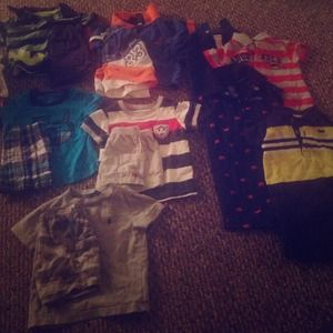 Other - 6-9 month summer clothes bundle