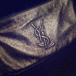 60% off ysl Handbags - Authentic YSL bag soft gold leather. from ...