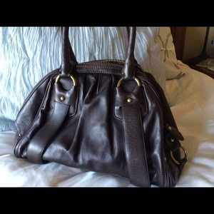 New - BR leather bag