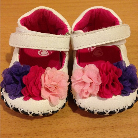 Baby Girl Shoes From The Childrens