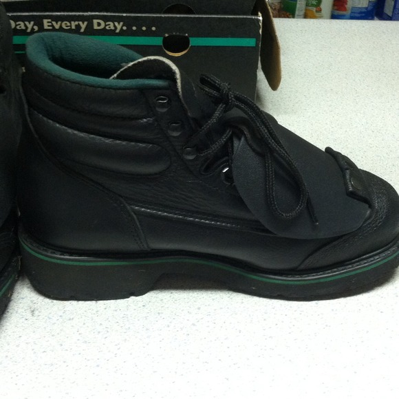 79% off WORK ONE Other - Brand new mens work boots sz 7 from ...