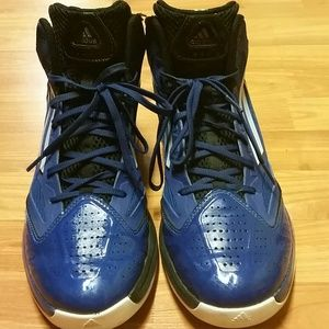 Adidas adizero sprint web basketball shoes