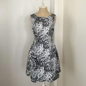 Zara Dresses & Skirts - Zara Basic - Tulip Floral print dress - 11/7 HP 💕