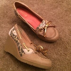 Sperry Top-Sider Wedges