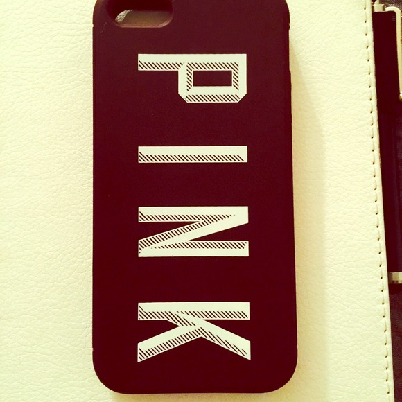 Iphone S Maroon Case