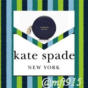 💯Authentic Kate Spade Coin Holder