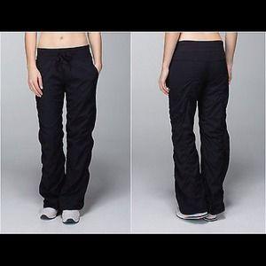 24b208254e9 lululemon athletica Pants - Lululemon Dance Studio Pant II  Lined (Tall)  BLACK