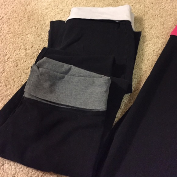 Express Yoga Pants From Hannah's