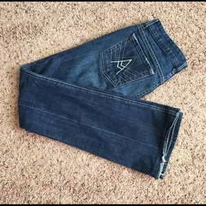 A-Pocket 7 For All Mankind Jeans
