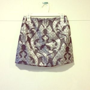 NWOT Patterned Skirt