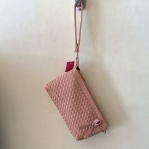 Natural Woven Clutch or Crossbody