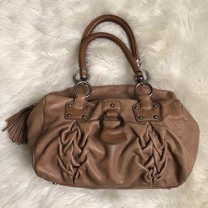 Charles David leather handbag