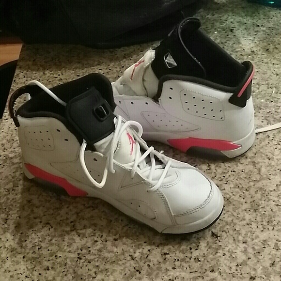 Jordan Infrared 6's, Size 3Y Youth Nike Kids