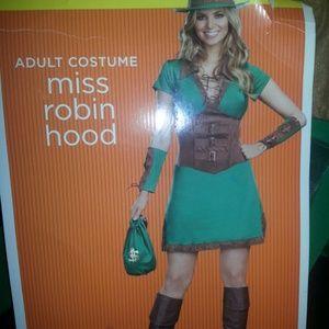 Dresses & Skirts - Womans Miss Robin Hood halloween costume Small