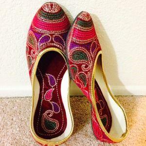 Shoes - Date Night Jutti