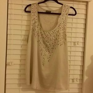Price reduced...Gently used Vince Camuto top