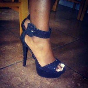 Herstyle Opentoed Heels