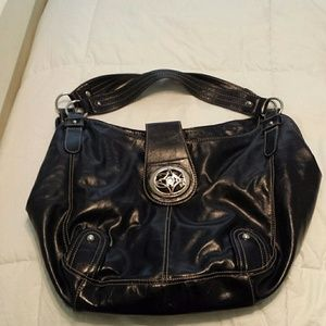 Gia Milani Handbags - Black Purse