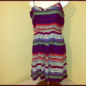 Ripe Dresses & Skirts - NWOT Multi Color Sun Dress