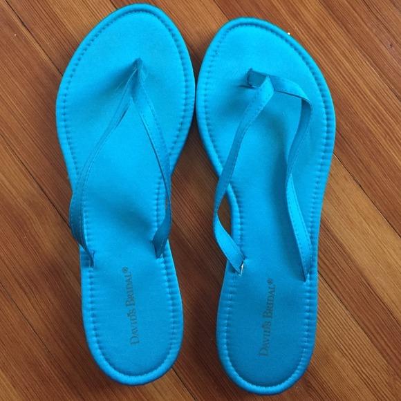 a33cdd24f9a31 David s Bridal Shoes - Blue David s bridal ...