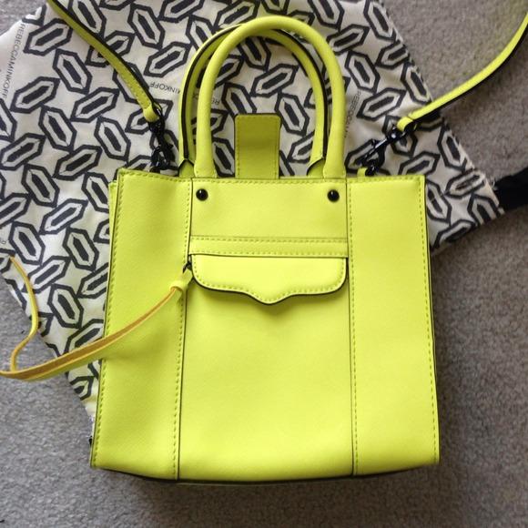 Rebecca Minkoff Handbags - Rebecca Minkoff Mini Mab
